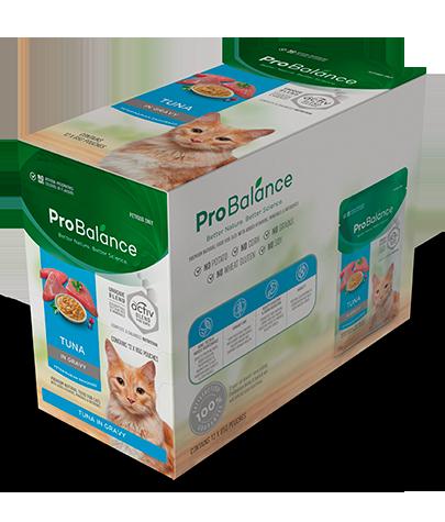 Premium Wet Cat Food Adult Tuna in Gravy
