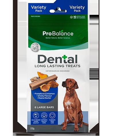 Dental Long Lasting Treats – Variety Pack
